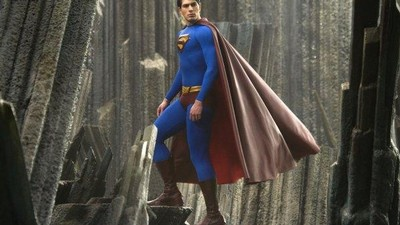 Brandon Routh coby Superman
