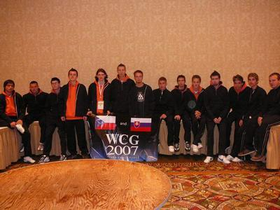 World Cyber Games 2007 v americkém Seattlu