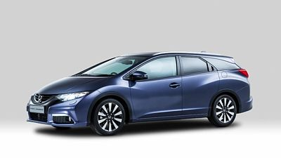 Honda Civic Tourer (2012)