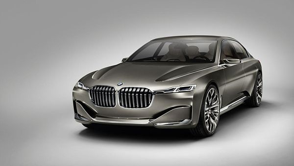 BMW Vision Future Luxury (2014)