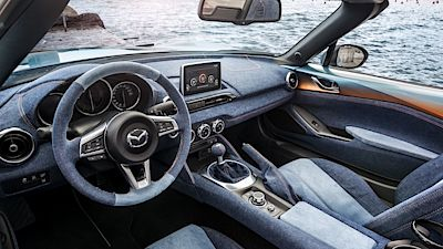 Mazda MX-5 Levanto od Garage Italia Customs