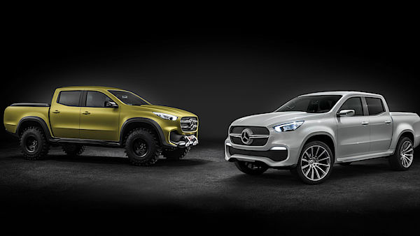 Mercedes-Benz X-Class Stylish Explorer a Powerful Adventurer