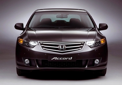 Nová Honda Accord