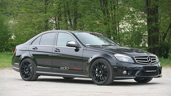 Edo competition Mercedes- Benz C63 AMG