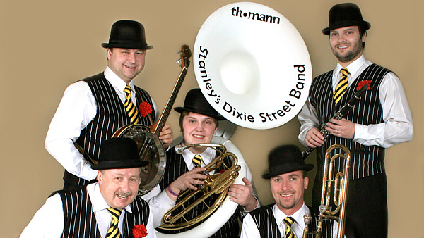 Stanley's Dixie Street Band