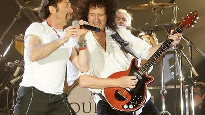 Queen a Paul Rodgers