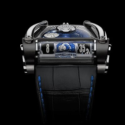 MB&F MoonMachine 2 & Stepan Sarpaneva.