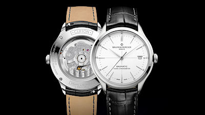 Baume & Mercier Clifton Baumatic 5 Days