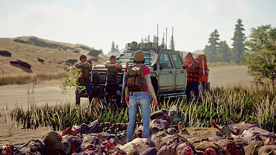 Ukázka ze hry State of Decay 2
