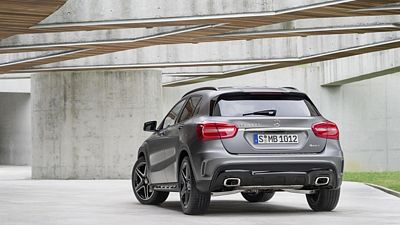 Mercedes-Benz GLA (2013)