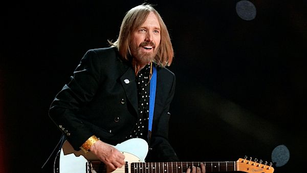 Zpěvák Tom Petty