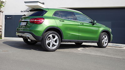 Mercedes-Benz GLA 220d 4Matic
