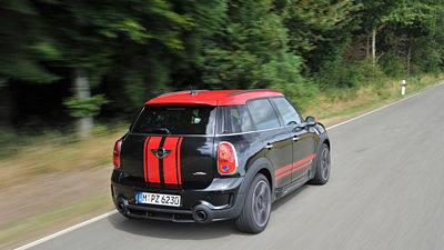 Mini John Cooper Works Countryman (2012)
