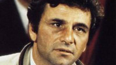 Columbo alias Peter Falk