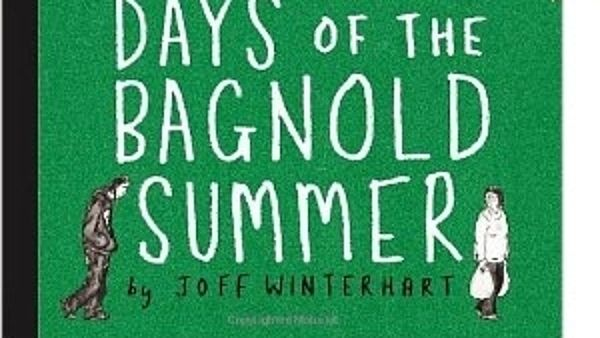 Komiks Days of the Bagnold Summer
