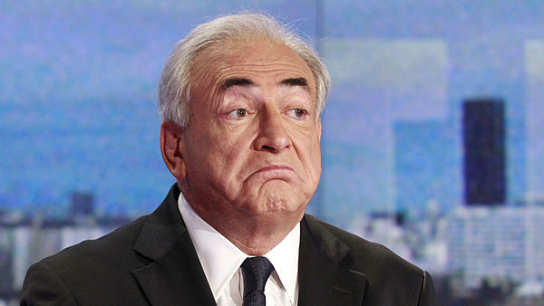 Dominique Strauss-Kahn v rozhovoru na stanici TF1