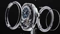 Hodinky Jaeger-LeCoultre Master Grande Tradition Gyrotourbillon Westminster Perpetuel