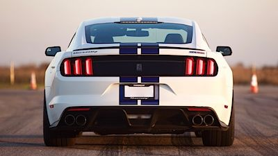 Hennessey HPE1000 Mustang
