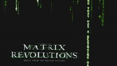 Obal alba Matrix Revolutions