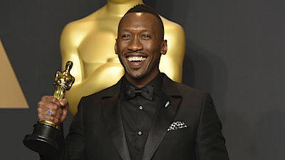 Herec Mahershala Ali z filmu Moonlight