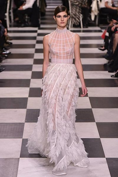 Dior Haute Couture collection
