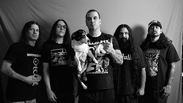 Phil Anselmo s The Illegals