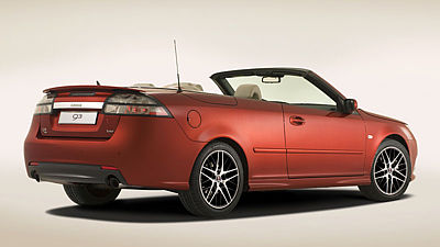 Saab 9-3 Cabriolet Independence Edition (2011)