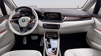 BMW Concept Active Tourer (2012)