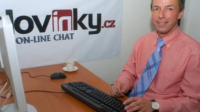 Pavel Bém na on-line chatu