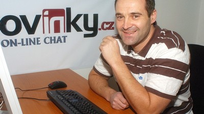 Pavel Zuna na on-line chatu