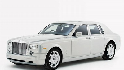 Rolls-Royce Phantom Silver Edition