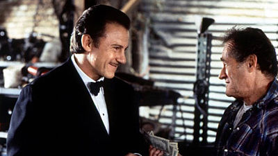 Harvey Keitel v Pulp Fiction