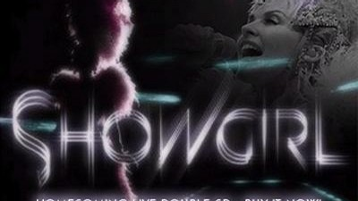 DVD Showgirl - Homecoming Live