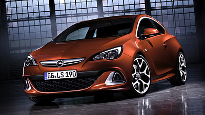 Opel Astra OPC (2012)