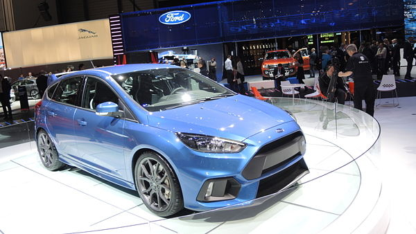 Ford Focus RS III
