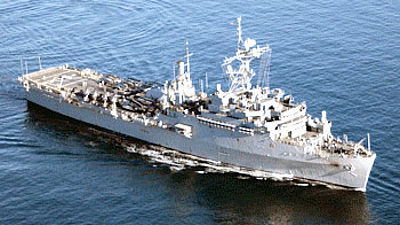 USS Ponce LPD-15