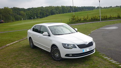 Škoda Superb 3,6 V6 L&K