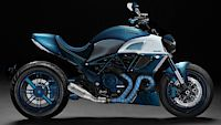 Ducati Diavel od Garage Italia Customs