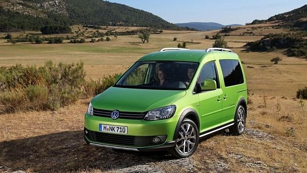 Volkswagen Cross Caddy (2012)