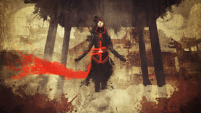Ukázka ze hry Assassins Creed Chronicles: China