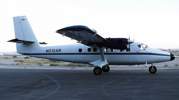 DeHavilland DHC6 Twin Otter
