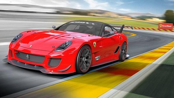 Ferrari 599XX Evolution (2011)