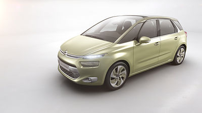 Citroën Technospace (koncept, 2013)