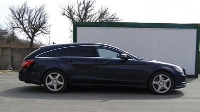 Mercedes-Benz CLS Shooting Brake 350 CDI