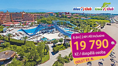 Hotel Tui Magic Life Waterworld *****
