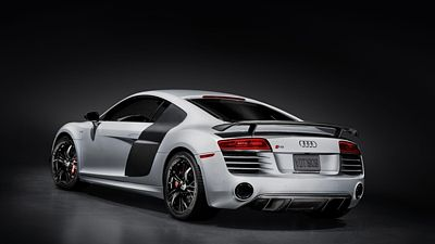 Audi R8 Competition (2014)