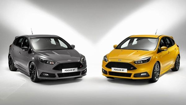 Ford Focus ST (2014)
