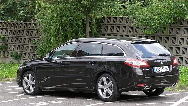Peugeot 508 SW 2.2 HDI GT