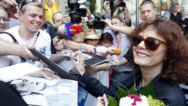 Susan Sarandon ve Varech