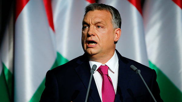 Image result for orban migranti